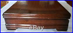 1847 ROGER BROS SILVERWARE Eternally Yours 12 Pc Plus Setting Original Box EUC