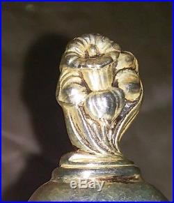 1847 Rogers Bros Daffofil Silverplate Coffee Tea Service 4 Piece