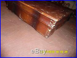 1847 Rogers Bros. Eternally Yours 47 Piece Set from 1941 in Original Wood Box