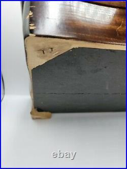 1847 Rogers Bros. Silverplate Daffodil Pattern Silverware 55 pcs