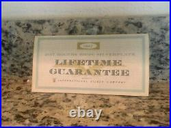 1847 Rogers Bros, Silverplate SRV 12