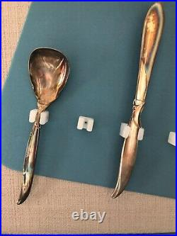 1847 Rogers Brothers IS Flair Silverplate Silverware Flatware 50 Piece