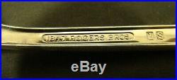 1847 Rogers Flatware Set Eternally Yours 64 Piece SILVERPLATE Silverware Bros