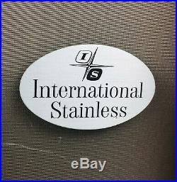 1919 Ambassador 1847 Rogers Bros International Stainless Antique Silverware Set