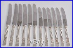 1950s Stanley Rogers Silver Plate LADY KATHERINE Cutlery Set in a Canteen