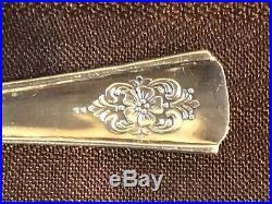 51 Pcs Wm Rogers Mountain Rose Silverplate International Custom Flatware Box