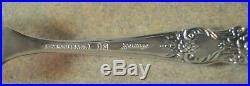56 Pc 1847 Rogers Bros IS Silverplate Flatware HERITAGE