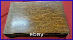 56 Pc ETERNALLY YOURS Flatware Set 1847 Rogers Bros 1941 2 Tier Orig. BOX 1941