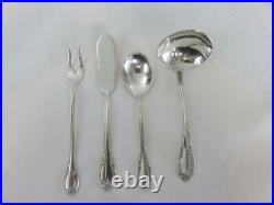 68pc Rogers Bros Remembrance Silver Plate Flatware Set Service for 12 withChest