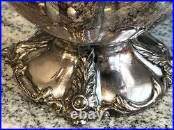 6 Piece Rogers Bros. Silverplate Tea Set With 2 Teapots