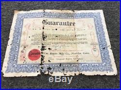 Antique ORIGINAL ROGERS GRAND ELEGANCE 66-Piece Silverplate Flatware Set