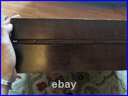 Antique Rogers Bros. 1847 America's Finest Silver-Plate Flatware 135 Pcs. & Case