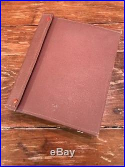 Antique Simeon & George Rogers Silverware Original Cloth RARE PATTERN 8 Settings