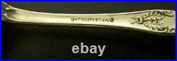 CHARTER OAK Pattern 1847 Rogers Bros. XS Triple Silver Plate Lot of 35