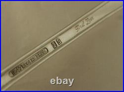 ROGERS BROS First Love Silver plate FLATWARE SERVICE FOR 8 WITH CHEST 52 pc