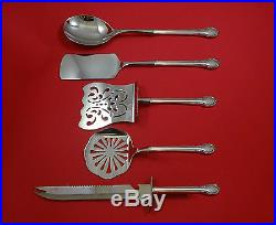 Remembrance by 1847 Rogers Plate Silverplate Brunch Serving Set 5pc HHWS Custom