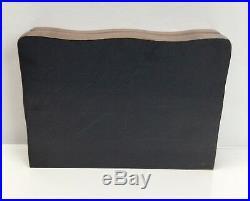 Simeon L & George H Rogers PRESENTATION Silverplate 55pc Svc for 8 Flatware +Box