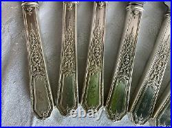 Vintage 1847 Rogers Brothers Silver Plate Ancestral Pattern (1924) Silverware
