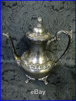 ornate - Silver Plate Rogers