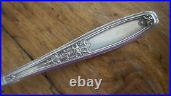 Vintage Silverplate 1847 Rogers AMBASSADOR Flatware Service for 12 Plus