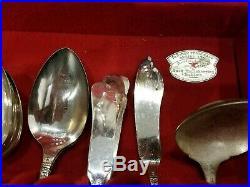 Vintage rogers silverware
