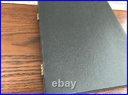 WM ROGERS MFG AA IS Flatware Silverware Lufberry Service 8 Box 44 Piece Set