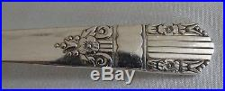 Wm. A Rogers Oneida Ltd. Harmony Silverplate Flatware 79pc Set