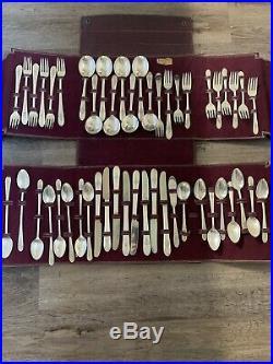 Wm Rogers Extra Plate Silverware Set
